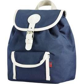 Toller Rucksack, Kinderrucksack, dunkelblau, wasserabweisend, 3-6 Jahre, von Blafre