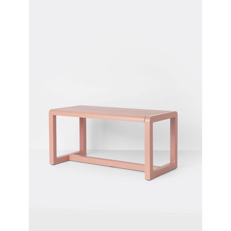 kindertisch rose ferm living. Black Bedroom Furniture Sets. Home Design Ideas