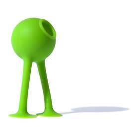 Ausgefallenes Spielzeug, Oogi Bongo, in grün, ab 3 Jahre, von moluk