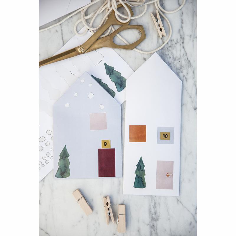 adventskalender fairy town fabelab. Black Bedroom Furniture Sets. Home Design Ideas