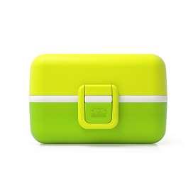 Praktische Kinder Lunchbox Bento Box  MB Tresor , limette, von monbento