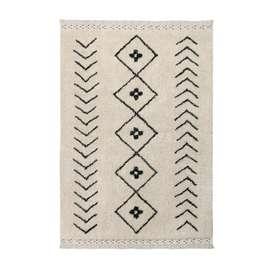 Teppich  Bereber Rhombs , 140 x 210 cm, waschbar, Lorena Canals