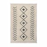 Teppich  Bereber Rhombs , 120 x 170 cm, waschbar, Lorena Canals