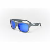 UV Sonnenbrille,  Aces Navigator , in  galactic grey blue lenses , für Kinder ab 6 Jahren, Babiators
