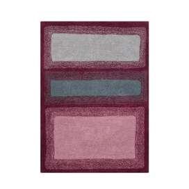 waschbarer teppich water savannah red lorena canals. Black Bedroom Furniture Sets. Home Design Ideas