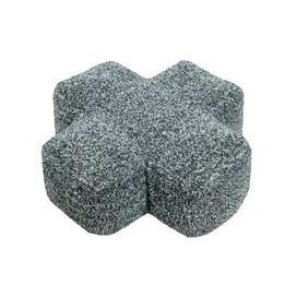 Kuschelkissen Bodenkissen  PLUS , 50 x 50 cm, 100% Baumwolle, von Lorena Canals