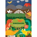 Sticker Activity Set  Dinosaurier , von Petit Collage