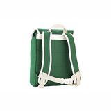 Toller Rucksack, Kinderrucksack 12 Liter, dunkelgrün, 35 x 36 cm, wasserabweisend, 5-10 Jahre, von Blafre