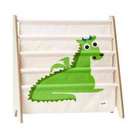 Bücherregal fürs Kinderzimmer  Drache , 61 x 62 x 25,5 cm, von 3sprouts