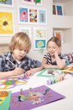 Dreifacher Bilderrahmen A4 für Kinderbilder, mit Aufbewahrungsfunktion, weiß, von Articulate Gallery