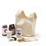 Kinderküchen Kaufladen Zubehör, 6-teiliges Set, Einkaufstüte mit Lebensmitteln, von Kids Concept
