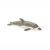 Zauberhafter Plüsch Delfin, grau, 42 cm groß, von Hansa Creation