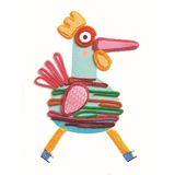 Kreativset für Kinder, Lustige Collagen  Filomene und Freunde  , ab 3 Jahren, von Djeco