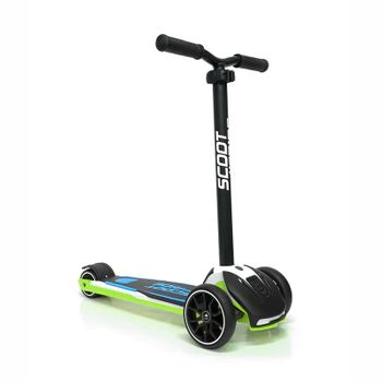 Cooles Kickboard Roller, Highwaykick5, in blau, ab 5 Jahren, von Scoot and Ride