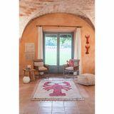Teppich  Hummer , 140 x 200 cm, waschbar, Lorena Canals