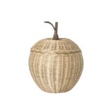 Aufbewahrungskorb  Apple Basket , 52 x 36,5 cm, aus Rattan, von Ferm Living