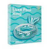 Schwimmring, Schwimmreifen,  Luxe Pool Mermaid , 110 x 130 x 60 cm, von Sunnylife