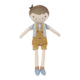 Kuschelpuppe Jim, 35 cm groß, von Little Dutch