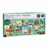 Puzzle  Follow & Spot , 10 Teile, von Petit Collage