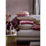 Hübsches Dekokissen, mit Musterprint, 60 x 40cm, aus Baumwolle, von Bloomingville