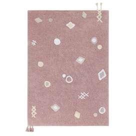 Teppich  Noah , Kollektion  Pyjama Party , 140 x 200 cm, vintage nude, Lorena Canals