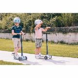 Cooles Kickboard Roller, Highwaykick3 LED, steel, ab 3 Jahren, von Scoot and Ride