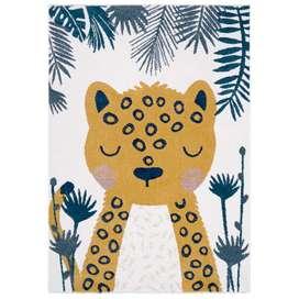 Kinderteppich Leopard  Sören , 100% Polypropylen, 120 x 170 cm, von Nattiot