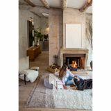 XL Teppich  Sounds of Summer , 200 x 300 cm, maschinenwaschbar, 100% Wolle, Lorena Canals