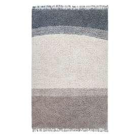 Teppich  into the blue , 140 x 200 cm, maschinenwaschbar, 100% Wolle, Lorena Canals