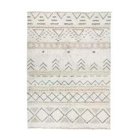 Teppich  Lakota Day , 140 x 200 cm, maschinenwaschbar, in natural, 100% Wolle, Lorena Canals