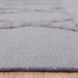 """Webteppich """"Eemee"""", aus Baumwolle, in leinen, 110 x 170 cm, von Nattiot"""