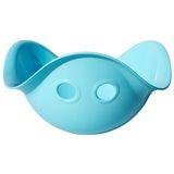 Ausgefallenes Spielzeug Bilibo für drinnen, draußen, Sandkasten, Wasser, Schnee, in Hellblau, von moluk