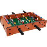 Handliches Tischfußball, aus Holz, von Legler
