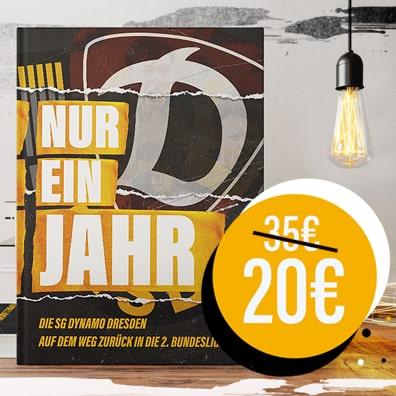 """Buch """"NUR EIN JAHR"""""""