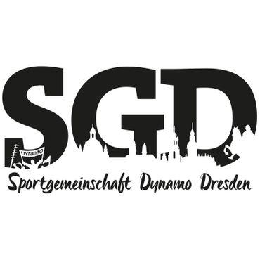 Wandtattoo SGD Skyline