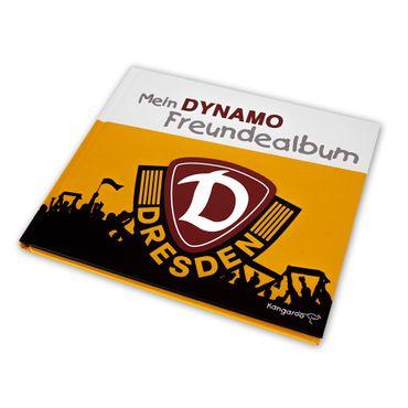 Buch Mein Dynamo Freundealbum