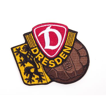 Aufnäher Fußball Dresden