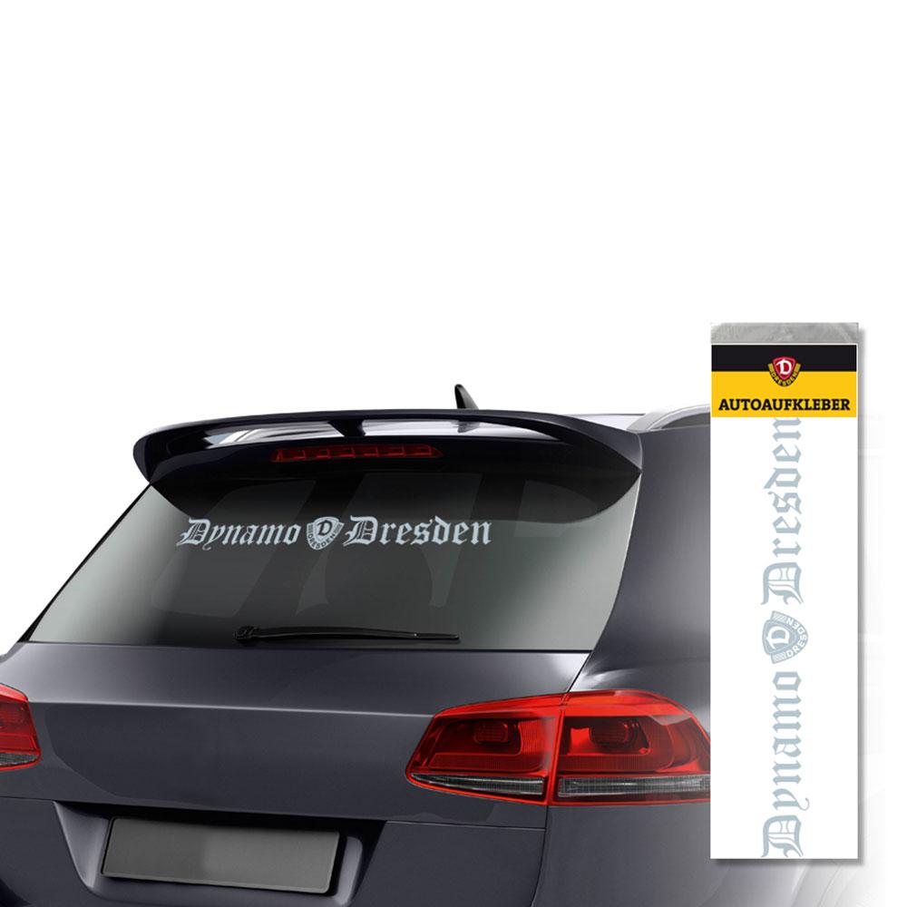 Auto-Scheibenaufkleber OS Logo 72 cm SILBER