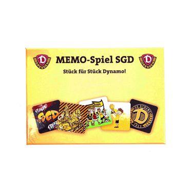 MEMO-Spiel SGD (36 Karten)