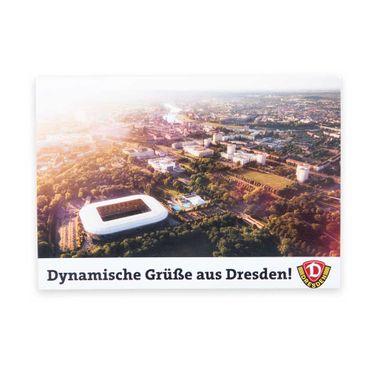 Postkarte Dresden