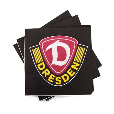 Party - Papierservietten Logo (20er Set)