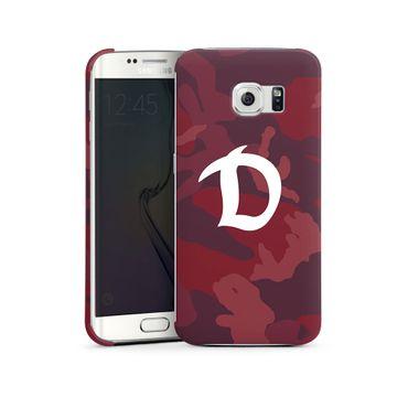 Handycase Galaxy S6 Edge Premium Case Camouflage