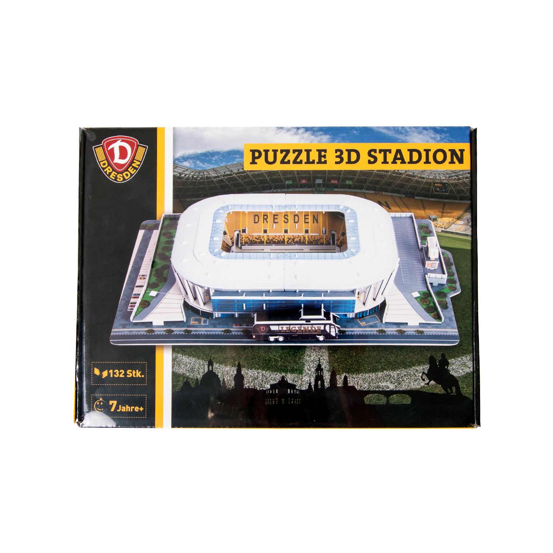 Sg Dynamo Dresden Puzzle 3d Stadion Dresden Spielzeug