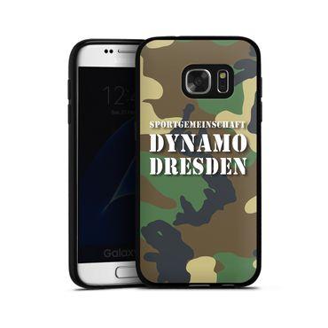 Handycase Galaxy S7 Silikoncase Camouflage SGD