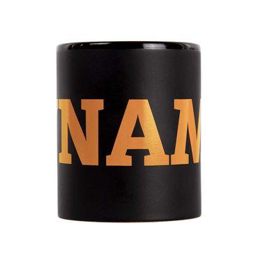 Kaffeetasse DYNAMO matt-schwarz