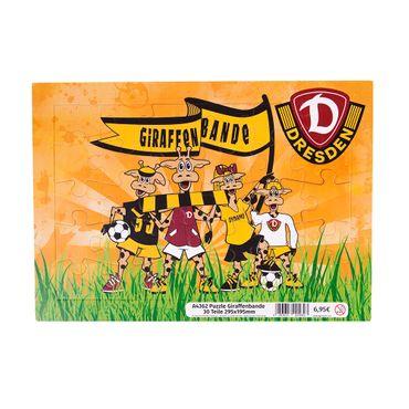 Puzzle Giraffenbande (30 Teile)