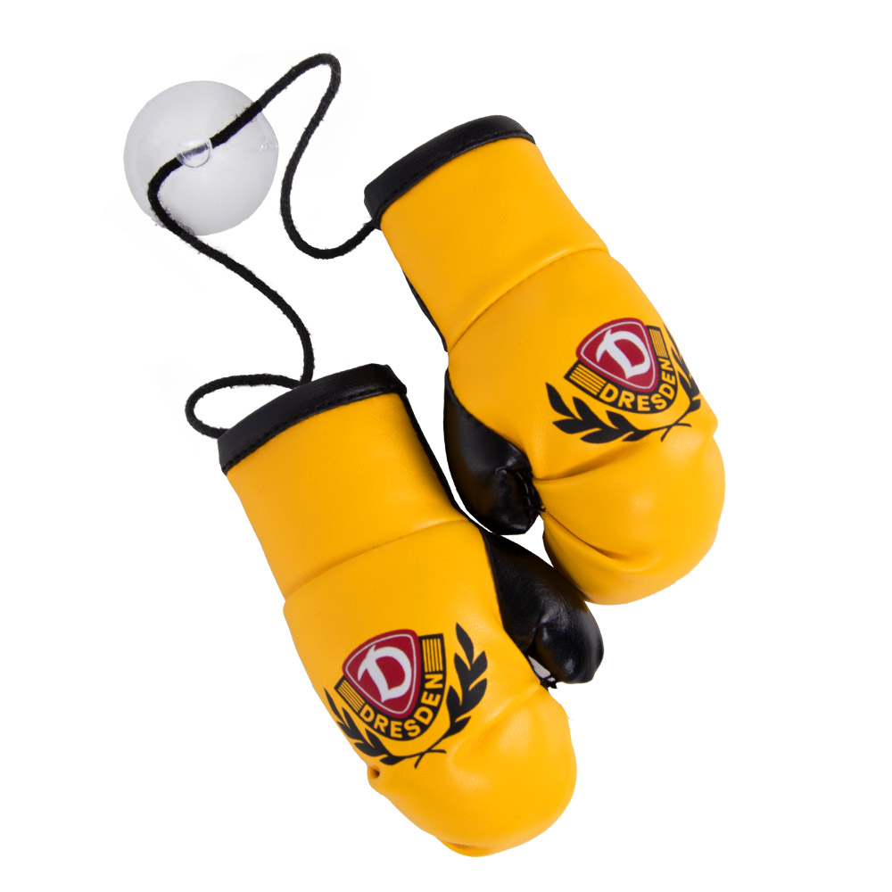 Mini-Boxhandschuhe Ehrenkranz