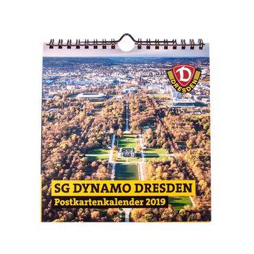 Postkartenkalender 2019 (160 x 170 mm)