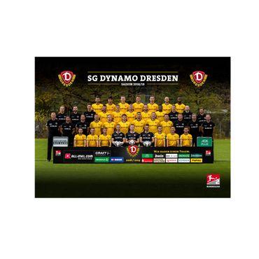 Mannschaftskarte 2018/19 (DIN A6)