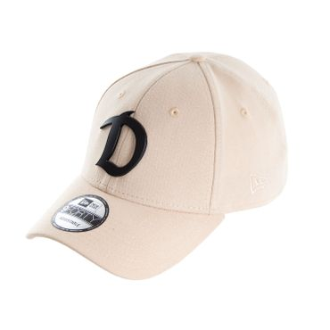 Basecap New Era 9FORTY Metall D beige Strapback